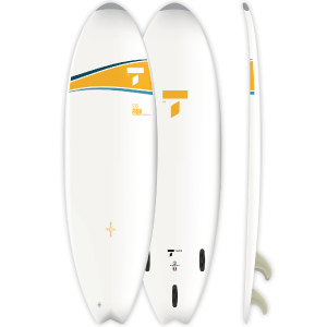 """Tahe 5'10"""" Fish Surfboard for Kids"""