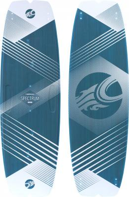 Cabrinha Kiteset #3 2021 Contra+Spectrum Board inkl. Concept X Bindung+ Overdrive Bar/ Leash+Pumpe