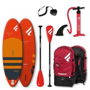 Fanatic Package Ripper Air / Paddel/ Pumpe/ Bag/ Leash Für Kinder 2021