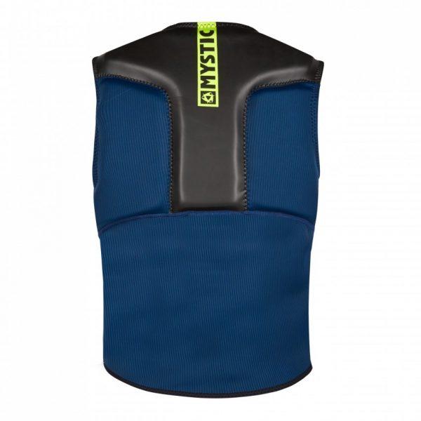 Mystic Block Impact Vest Fzip Kite