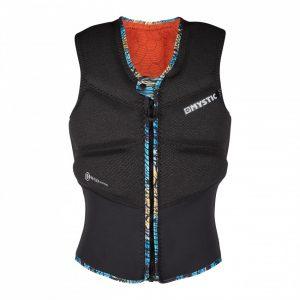 Mystic Gem Impact Vest Fzip Kite Woman