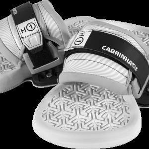 Cabrinha H 1 Bindungen Fussschlaufen