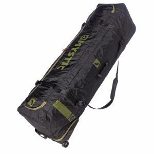 Mystic Elevate Lightweight Boardbag with Wheels -0