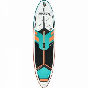 STX SUP Board Bundle Freeride 10`6 inkl Paddel und Leash