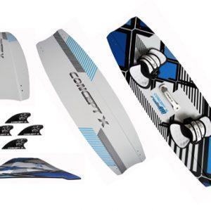 Concept X Rush 3D II Pro Series LTD
