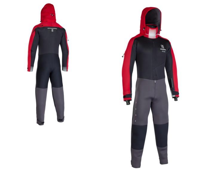 ION Neoprenanzug Fuse Drysuit 4/3 DL ITEM NO. 48702-4400-0