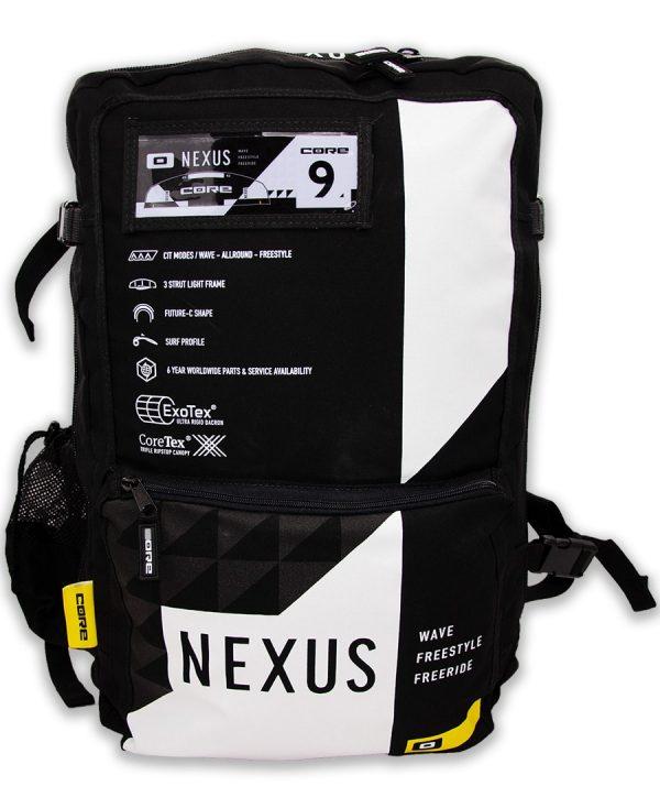 Core Nexus 2 und Nexus 2 LW Kite Testkites