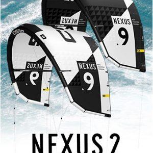 Core Nexus 2 und Nexus 2 LW Kite