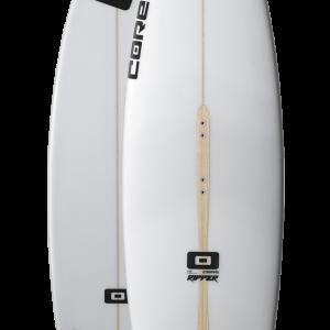 Core Waveboard Ripper 3 Testboard 5`10 1x gefahren Mängelfrei