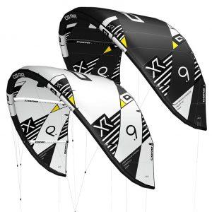 Core XR6 und XR6 LW Kite Testkites