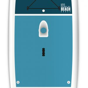 Tahe Sup Beach Cross TT Hardboard