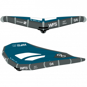 Eleveight WFS Foil Wing Series 4 qm