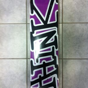 Skateboard Deck Think Basik Tag Logo-0